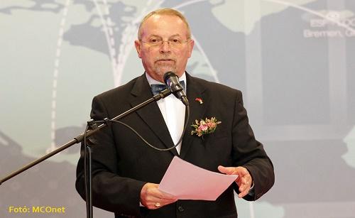 Pető Ernő介绍匈中经济商会和山东省的合作机会