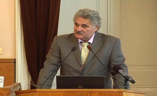 采访Pest州副州长Szabó István 关于节能环保模式的中欧城镇化合作试点城市的计
