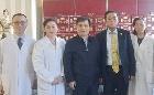 中国国家中医药管理局副局长闫树江率团访匈牙利