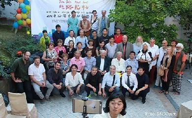 中国匈牙利雕塑艺术展览在匈中新投资协会俱乐部举行