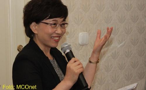 中国商务部投资促进局王旭副局长致辞