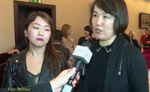 匈牙利中国新投资商联盟参加匈牙利中国健康投资会议新闻发布会